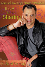 It's all in the sharing book cover.