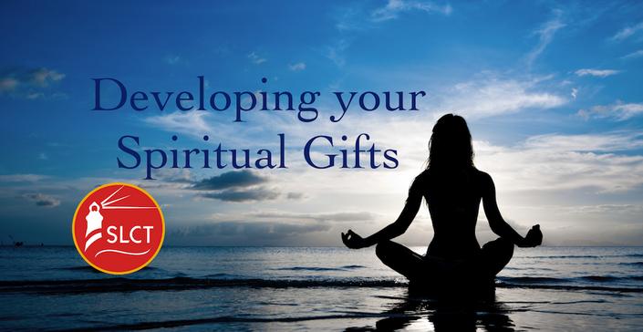 Spiritual gifts class.
