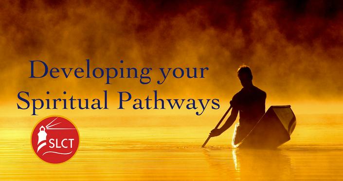 Spiritual pathways class.