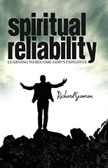 Spiritual Reliability book cover.